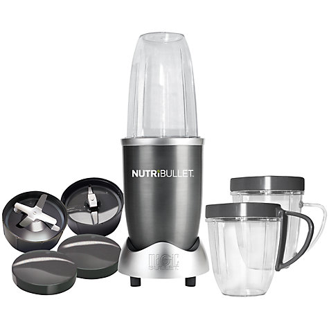 Five reasons NutriBullet is the best kitchen gadget ever | Graeme ...